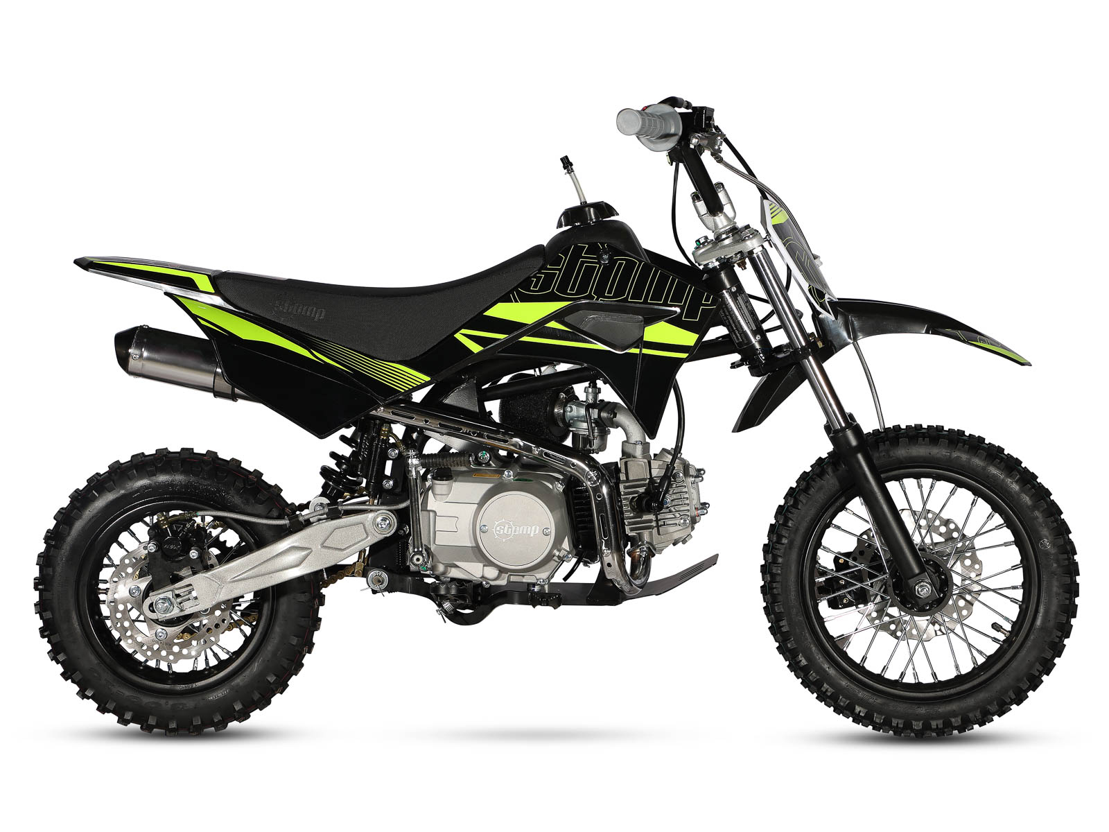 Juice Box 110CC PIT BIKE